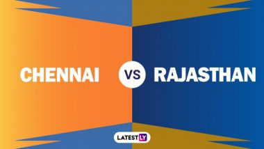 IPL 2021, CSK vs RR: चेन्नई सुपरकिंग्स ने राजस्थान रॉयल्स को दिया 189 रनों का लक्ष्य