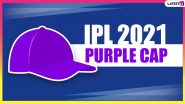 IPL 2021 Purple Cap Holder Bowler With Most Wickets: यहां पढ़ें आईपीएल 2021 में पर्पल कैप की रेस में शामिल खिलाडियों की सूचि