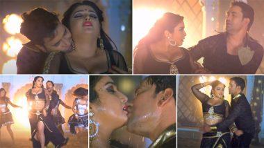 Bhojpuri Hot Song Video: Amrapali Dubey के साथ हॉट रोमांस करते दिखे Dinesh Lal Yadav, 5 करोड़ लोगों ने देखा ये भोजपुरी Video