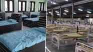 कोरोना के बढ़ते मामलों के बीच गुजरात का जहांगीर मस्जिद और वड़ोदरा का BAPS श्री स्वामीनारायण मंदिर COVID-19 अस्पताल के रूप में तब्दील