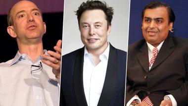Forbes Billionaires List 2021: अमेरिका और चीन के बाद भारत में सबसे ज्यादा अरबपति, एशिया में टॉप पर मुकेश अंबानी