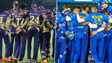 IPL 2021, KKR vs MI: आज केकेआर का मुकाबला मुंबई इंडियंस के साथ, यहां पढ़ें मैच के दौरान कैसा रहेगा मौसम और पिच का मिजाज