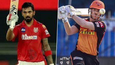 IPL 2021 PBKS vs SRH: पंजाब और हैदराबाद आज होगी कांटे की टक्कर, इन खिलाड़ियों पर होगी सबकी नजर