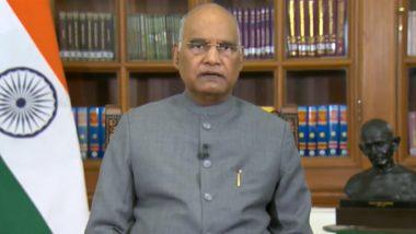 राष्ट्रपति Ram nath Kovind की हालत में सुधार, आईसीयू से स्पेशल वार्ड में किया गया शिफ्ट
