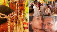 Milind Soman और Ankita Konwar ने अपनी शादी पर आए मेहमानों के नाम पर किया ये नेक काम, हरकोई कर रहाहै तारीफ