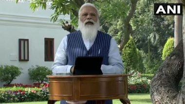 पीएम मोदी ने उपवास के 7वें दिन कई बैठकें कर कैसे बनाई कोरोना के खिलाफ रणनीति?