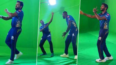 Rohit Sharma Dance Video: मराठी गाने पर जमकर थिरके मुंबई इंडियंस के खिलाड़ी, रोहित शर्मा ने किया धमाल