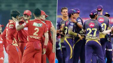 IPL 2021 PBKS vs KKR: कोलकाता नाइट राइडर्स के सामने पंजाब किंग्स को 5 विकेट से मिली हार