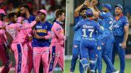 यहां पढ़ें आईपीएल में एक दूसरे के खिलाफ राजस्थान रॉयल्स और दिल्ली कैपिटल्स का कैसा रहा है प्रदर्शन