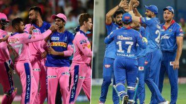 RR vs DC 7th IPL Match 2021: यहां पढ़ें आईपीएल इतिहास में अबतक एक दूसरे के खिलाफ राजस्थान रॉयल्स और दिल्ली कैपिटल्स का कैसा रहा है प्रदर्शन