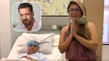 Rakhi Sawant की मां Jaya Bheda के कैंसर ट्रीटमेंट में मसीहा बने Salman Khan, एक्ट्रेस ने Video शेयर कर जताया भाईजान का आभार