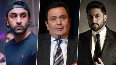 Ranbir Kapoor की हरकतों पर नजर रखने Rishi Kapoor करते थे ऐसा काम, Abhishek Bachchan ने किया खुलासा!