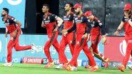 IPL 2021, RCB vs MI: हर्षल पटेल की हैट्रिक और ग्लेन मैक्सवेल के शानदार प्रदर्शन के बदौलत आरसीबी ने एमआई को 54 रन से दी शिकस्त