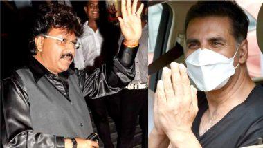 RIP Shravan Rathod: म्यूजिक कंपोजर श्रवण राठौड़ को याद कर भावुक हुए Akshay Kumar, ट्वीट कर दी श्रद्धांजलि