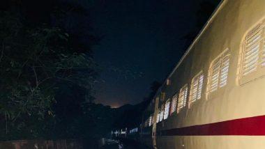 Chhattisgarh:  भांसी और बचेली के बीच  पैसेंजर ट्रेन को नक्सलियों ने पटरी से किया डिरेल, सभी यात्री सुरक्षित