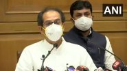महाराष्ट्र के मुख्यमंत्री उद्धव ठाकरे ने NCB रेड पर की तीखी टिप्पणी, कहा- सेलेब्रिटी को पकड़ते हैं और फोटो खिंचवाते हैं