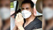 Akshay Kumar ने अस्पताल से आने के बाद फैंस को दी गुड़ी पड़वा की बधाई