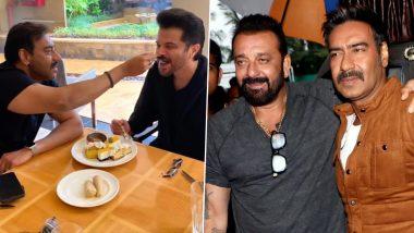 Happy Birthday Ajay Devgn: एक्शन हीरो अजय देवगन के जन्मदिन पर संजय दत्त, अनिल कपूर समेत इन सितारों ने दी बधाई, पढ़ें ट्वीट