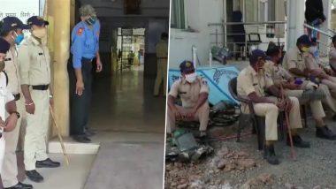 MP: मंदसौर के नारकोटिक्स थाने में एक शख्स की मौत, परिजनों का आरोप 50 लाख न देने पर मार डाला