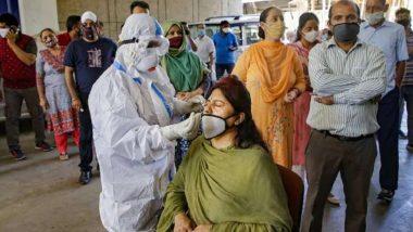 COVID-19: पंजाब में बढ़ी टेंशन, 80% कोरोना मरीजों में मिला यूके का खतरनाक वेरिएंट, किसान आंदोलन और चुनाव के चलते तेजी से बढ़ा संक्रमण
