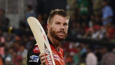 CSK vs SRH 23rd IPL Match 2021: चेन्नई के खिलाफ मिली हार के बाद David Warner ने कहा- मैं अपनी धीमी पारी और हार की जिम्मेदारी लेता हूं