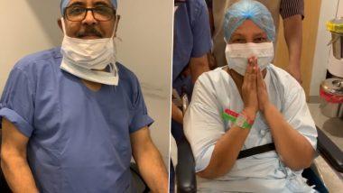 Rakhi Sawant की मां Jaya Bheda की कैंसर सर्जरी हुई सफल, डॉक्टरों ने ऑपरेशन कर निकाला ये जानलेवा ट्यूमर, देखें Video