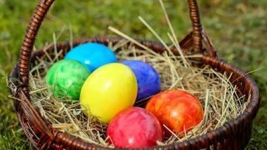 Easter 2021: ईसाइयों का बेहद खास पर्व है ईस्टर संडे, जानें इस दिन अलंकृत अंडे क्यों गिफ्ट किए जाते हैं?