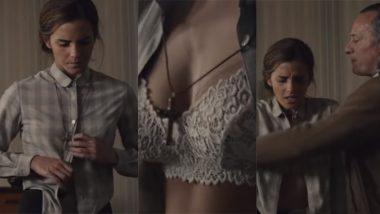 Emma Watson Hot Photos & Videos: फिल्म में बोल्ड सीन देकर एमा वॉटसन ने फैंस के उड़ाए थे होश, देखें 'हैरी पॉटर'  एक्ट्रेस का ये बोल्ड वीडियो