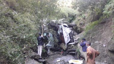 Jammu Road Accident: डोडा में मिनी बस फिसल कर खाई में गिरी, 6 की मौत, कई गंभीर जख्मी