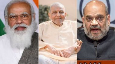 Geeta Press के अध्यक्ष राधेश्याम खेमका के निधन पर पीएम मोदी और गृहमंत्री अमित शाह ने जताया शोक, ट्वीट कर कही ये बात