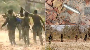 Chhattisgarh: नक्सलियों से मुठभेड़ में अब तक 22 जवान शहीद, सर्च ऑपरेशन जारी