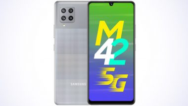 शानदार कैमरा और पावरफुल परफॉर्मेंस जैसे दमदार स्पेसिफिकेशन्स के साथ भारत में लॉन्च हुआ Samsung Galaxy M42 5G, जानिए इसकी कीमत