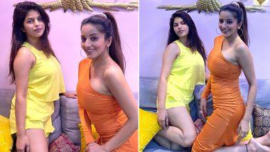 भोजपुरी एक्ट्रेस Monalisa ने अपनी ननद Riya Singhसंग पोस्ट की बेहद Hot Photos, दिखा ग्लैमरस अवतार