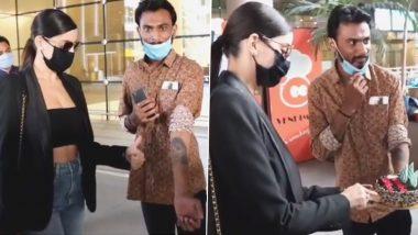 Nora Fatehi का सबसे बड़ा फैन कहला रहा है ये शख्स, एक्ट्रेस की खातिर किया ऐसा काम, देखें Video