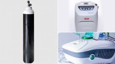 कोरोना महामारी के बीच Oxygen Concentrators, Oxygen Cylinders और Nebulizer Machines की हो रही चर्चा, जानिए इनमें क्या है अंतर