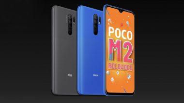 Poco M2 Reloaded: बजट प्राइस रेंज में पोको ने लॉन्च किया शानदार फीचर्स वाला स्मार्टफोन, जानिए इसकी कीमत और स्पेसिफिकेशंस
