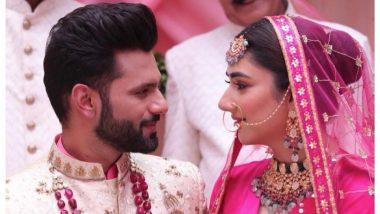 Rahul Vaidya और Disha Parmar की शादी में बचे है सिर्फ 2 दिन, गेस्ट लिस्ट से लेकर वेन्यू तक की डिटेल आई सामने