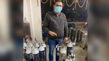 Bihar: मिलिए पटना में 'ऑक्सीजन मैन' के नाम से मशहूर गौरव राय से, कोरोना काल में अब तक 900 से ज्यादा मरीजों को पहुंचा चुके हैं सिलेंडर
