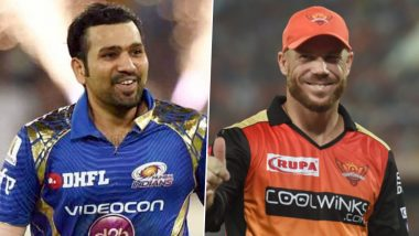 IPL 2021: आखिरकार ऐसा क्या हुआ जब डेविड वार्नर को रोहित शर्मा ने दिलाई Tik Tok की याद