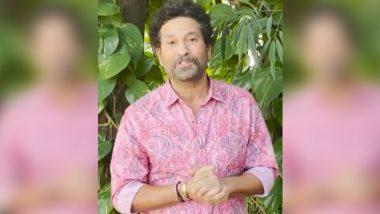 कोरोना संकट में Sachin Tendulkar ने बढ़ाए मदद के हाथ, ऑक्सीजन कंसेंट्रेटर खरीदने के लिए डोनेट किए 1 करोड़ रुपए
