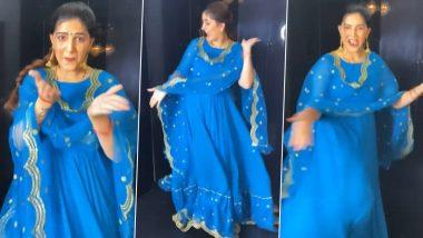 Sapna Choudhary ने घुंघरू टूट जायगा गाने पर जमकर किया डांस, मस्ती वाला वीडियो किया शेयर