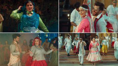 Sapna Choudhary New Song Video: सपना चौधरी का नया गाना 'घुंघरू' हुआ रिलीज, दिलकश अंदाज में कमर लचकाती दिखी हरयाणवी डांसर