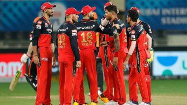 RCB vs RR 16th IPL Match 2021: बैंगलौर को लगातार चौथी जीत के लिए चाहिए 178 रन