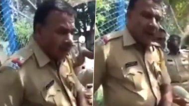 Policeman Singing Video: इस पुलिस वाले ने गाया 'भर दो झोली मेरी, इंटरनेट पर लोगों ने दी जबरदस्त प्रतिक्रिया, देखें वीडियो