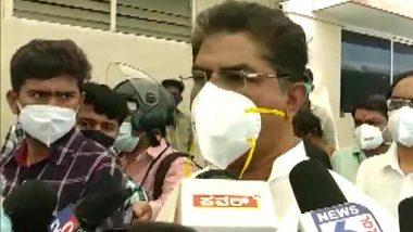 हजारों COVID पॉजिटिव रोगी फोन बंद कर घर खाली कर कहीं चले गए हैं, इससे प्रसार बढ़ सकता है: कर्नाटक के राजस्व मंत्री आर अशोक