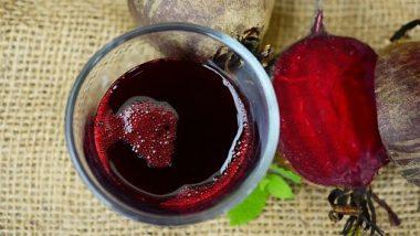 Benefits of Beetroot Juice: जवान त्वचा से लेकर अच्छे स्वास्थ लाभ तक जानें चुकंदर जूस के ये चमत्कारिक फायदे