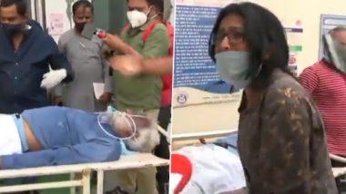 Ranchi: पिता की मौत के बाद बेटी ने खोया आपा, कहा-डॉक्टर डॉक्टर चिल्लाते रहे...वीडियो देख पसीज जाएगा दिल