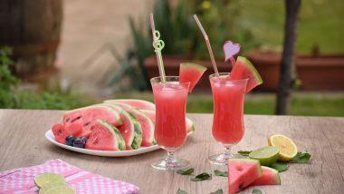 Watermelon Health Benefits: गर्मियों में नियमित तौर पर करें तरबूज का सेवन, सेहत को होंगे ये कमाल के फायदे