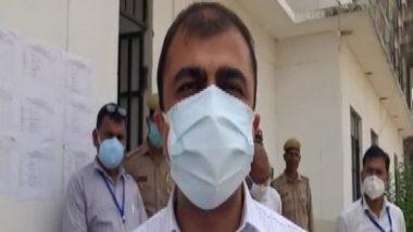 UP: लखनऊ के डीएम ने कहा- Lucknow जिले के लिए टीम-9 का गठन किया गया, जिससे अस्पतालों में दवाईयों की उपलब्धता और ऑक्सीजन की आपूर्ति होती रहे