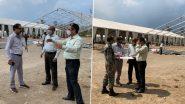 DRDO के अधिकारी ने बताया- उत्तराखंड के हल्द्वानी और ऋषिकेश में दो कोविड केयर अस्पताल बना रहा है